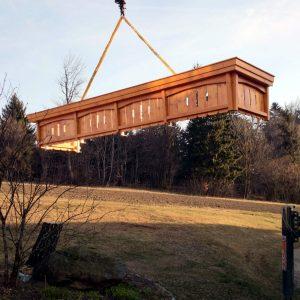 Sonstige Holzbauten