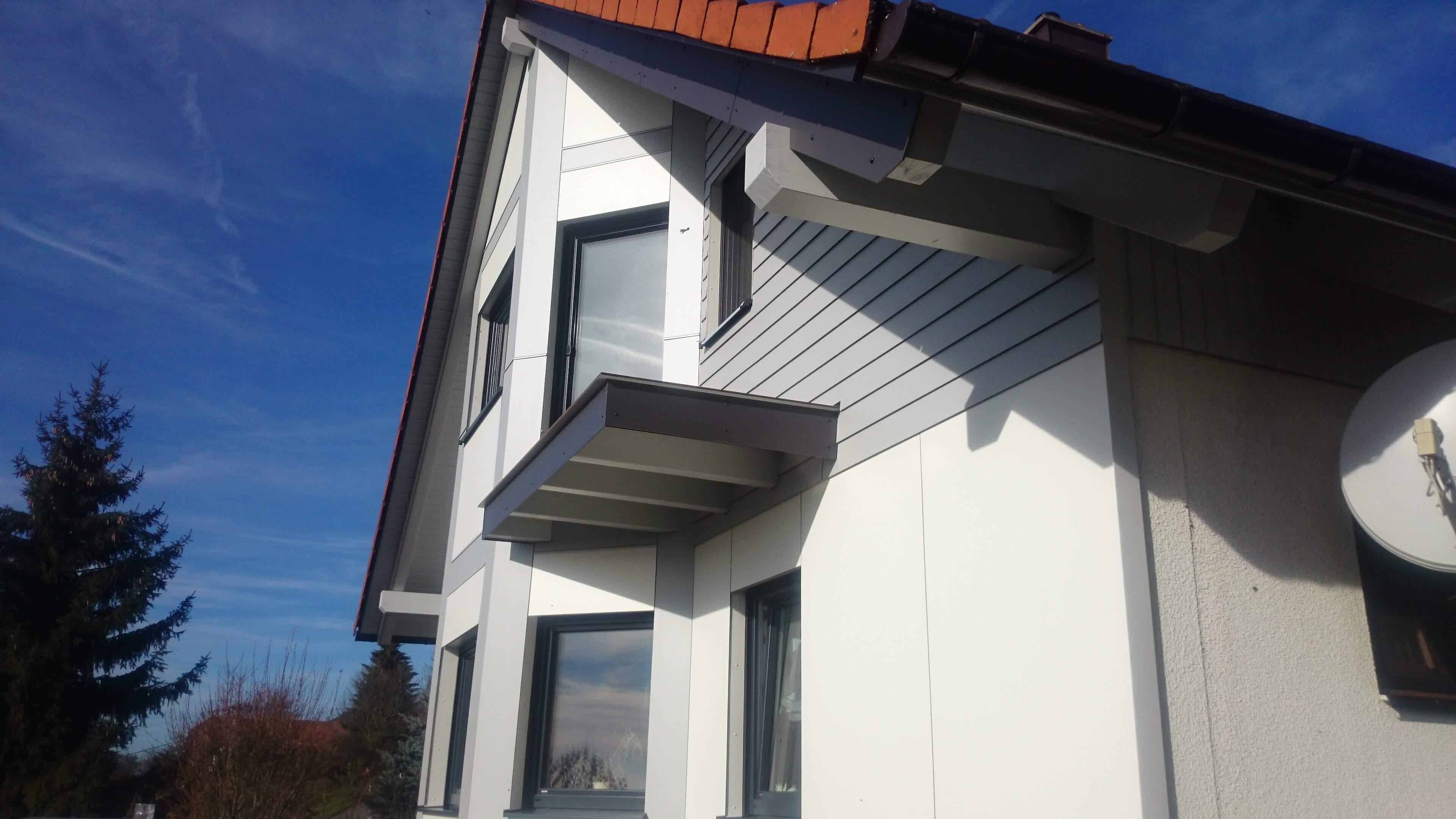 Fassaden Stulpschalung